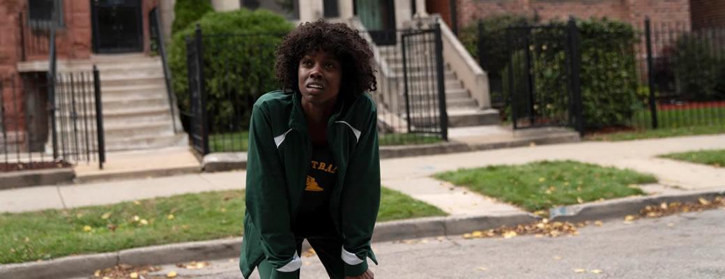"Birgundi Baker As Kiesha Williams In ""The Chi."""